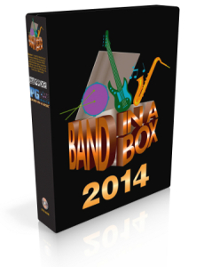 PG Band-in-a-Box 2014
