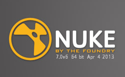 Foundry : NUKE 7.0v4 -Win64, Linux64