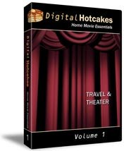 Digital Hotcakes Home Movie Essentials Travel Vol 1