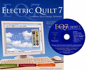 Electric Quilt 7 License
