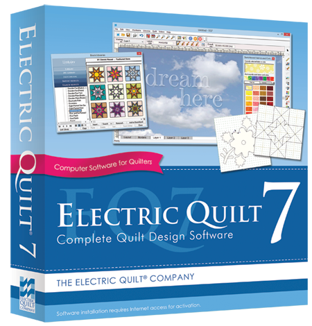 Free Quilt Block Design Program : Electric Quilt 7 Last Edition Programs download cracked
