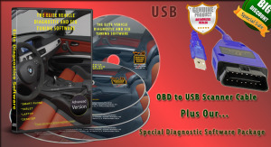 Car Diagnostic Tuning Software OBD2 SCAN CHECK ENGINE OBD ECU ELM |