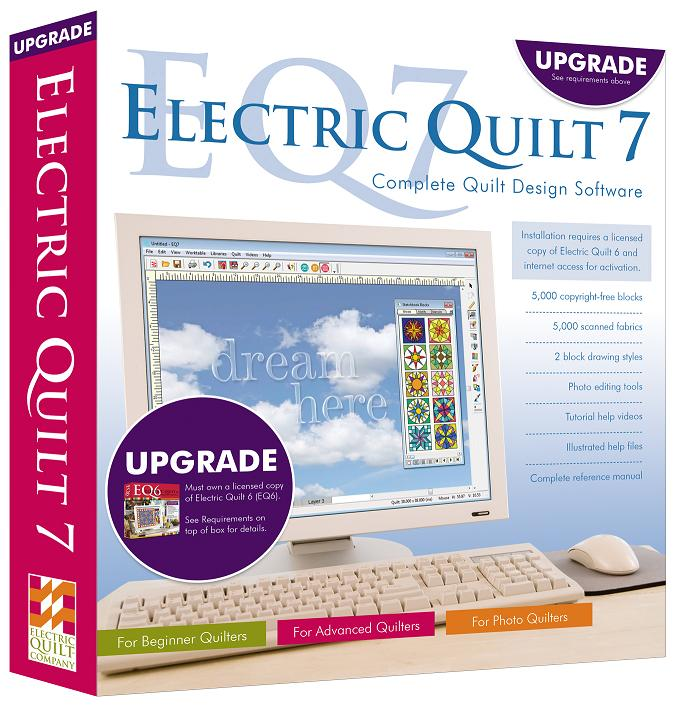 Download Electric Quilt 7 Last Edition Complete Quilt
