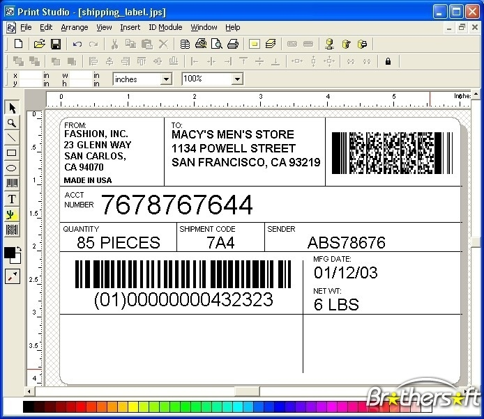 Download IDAutomation Barcode Label | Free Software Cracked