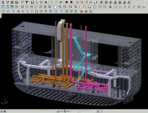 Sener FORAN Design Engineering and Production System for Shipbuilding