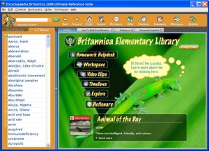 Encyclopedia Britannica Ultimate 2014 MacOSX