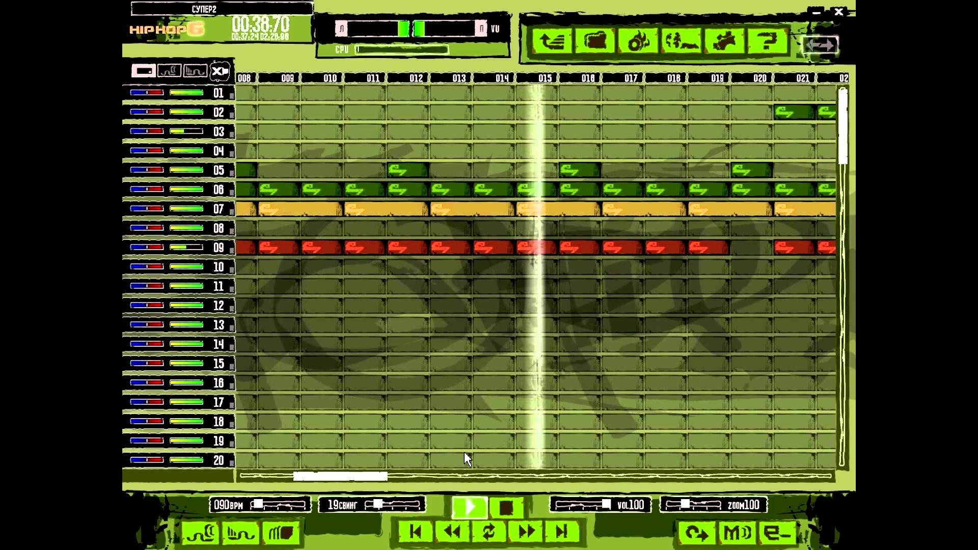 Download Hip-Hop Ejay 6 | Free Software Cracked available ...