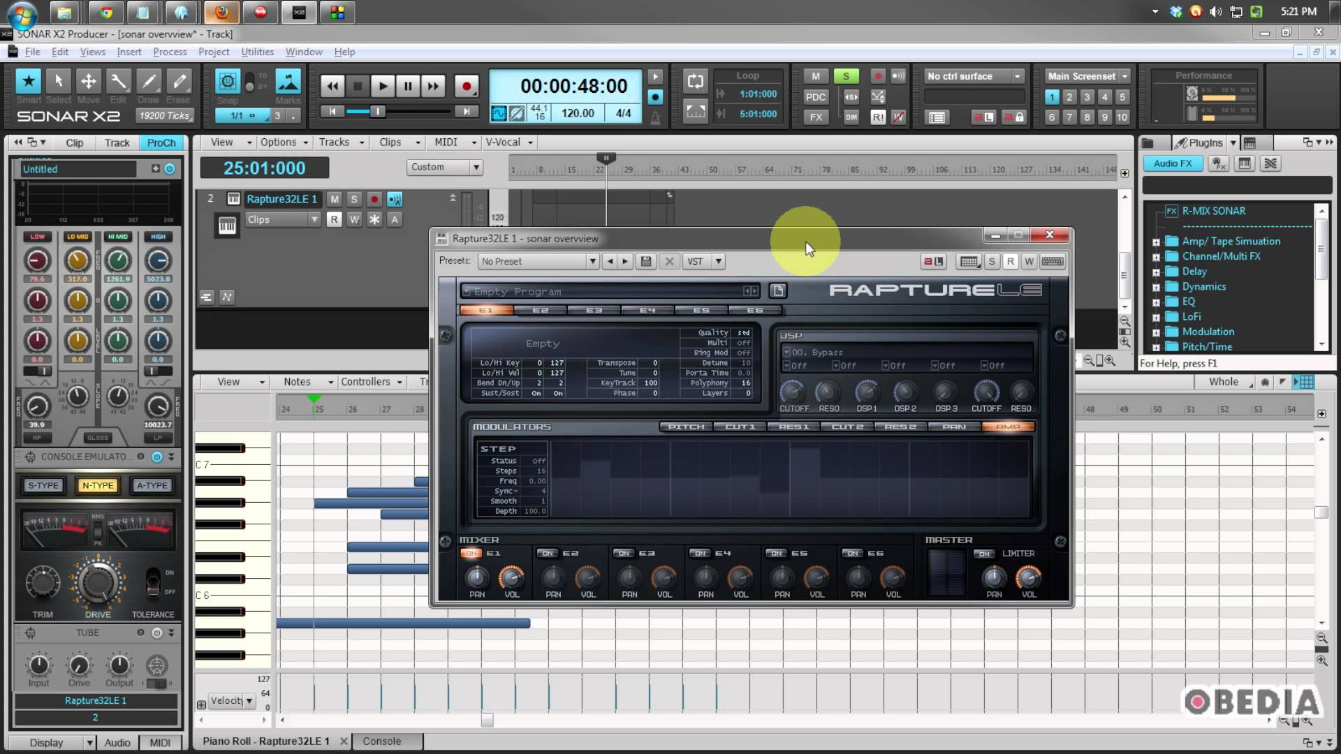 Cakewalk - Try SONAR free for 30 days